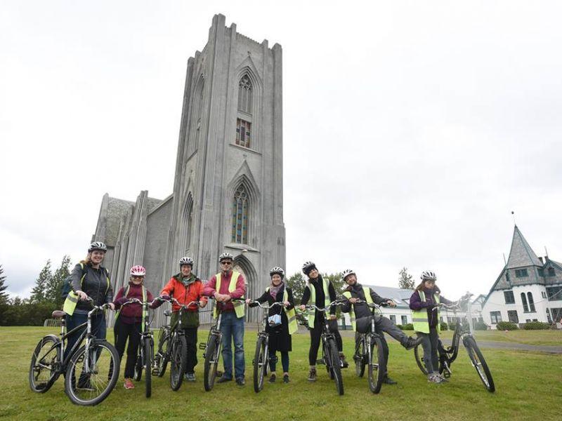 Reykjavik Highlights Tour