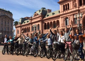 Buenos Aires Fietstour: de Highlights
