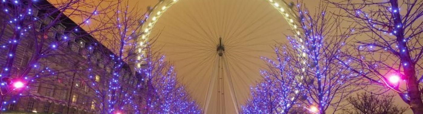 London Christmas Tour