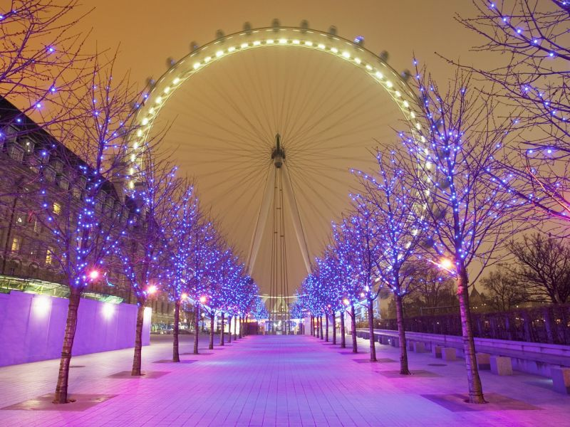 London Christmas Tour
