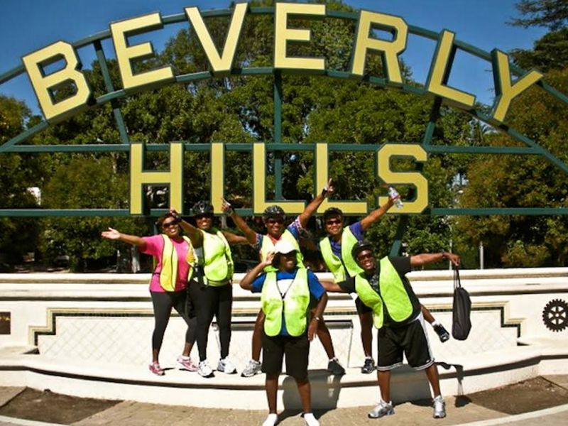 Beverly Hills Filmstar Tour