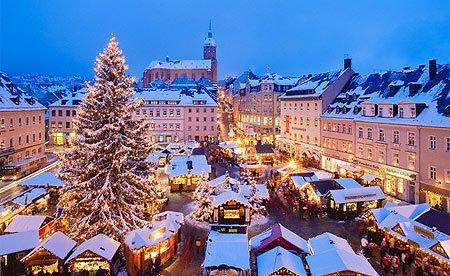 München Kerstmarkt Wandeltour