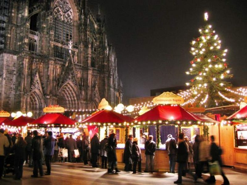 Cologne Christmas Market Bike Tour