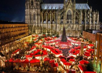 Cologne Christmas Market Bike Tour