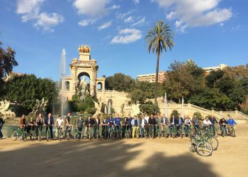 Barcelona Student Bike Tour