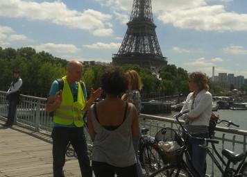 Paris Bike Tour + Bike Rental Combo