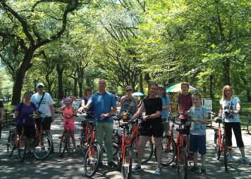 New York Highlights Fietstour