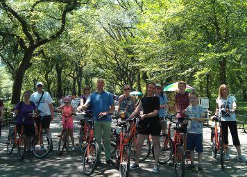 Central Park Fietstour NYC