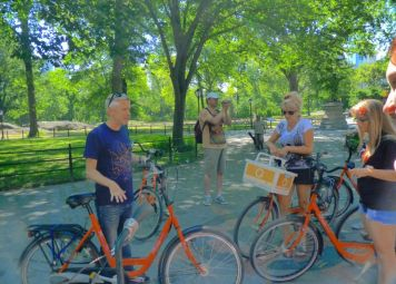 Central Park Fietstour NYC
