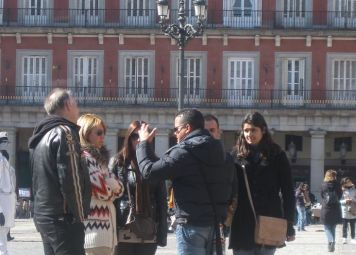 Madrid Tapas Stadswandeling