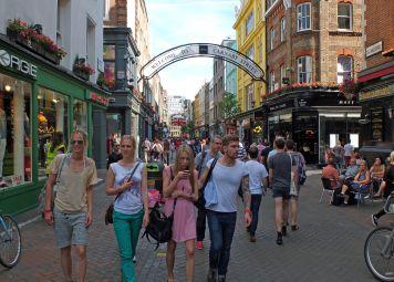 Londen Stadswandeling