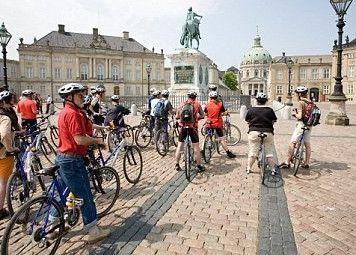 Fietsverhuur in Kopenhagen