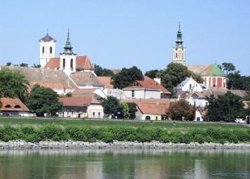 Budapest Szentendre Fahrradtour