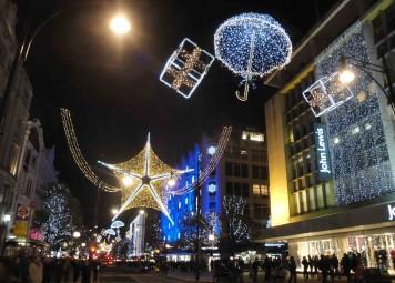 Londen Kerstspecial Fietstour