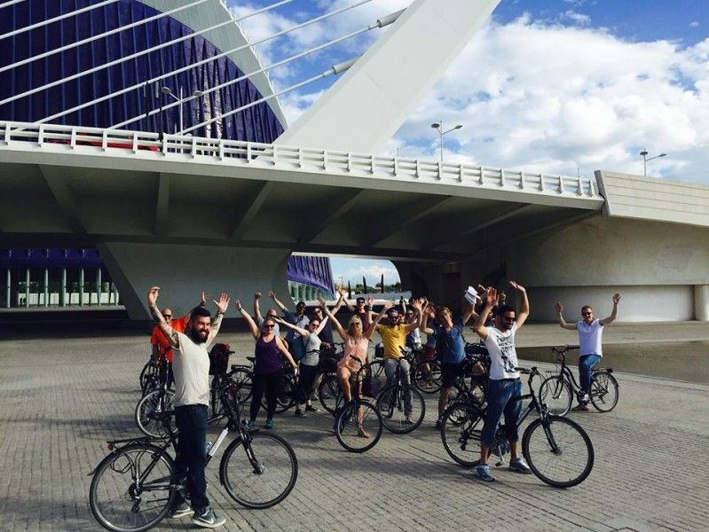 Valencia Bike Tour and Bike Rental