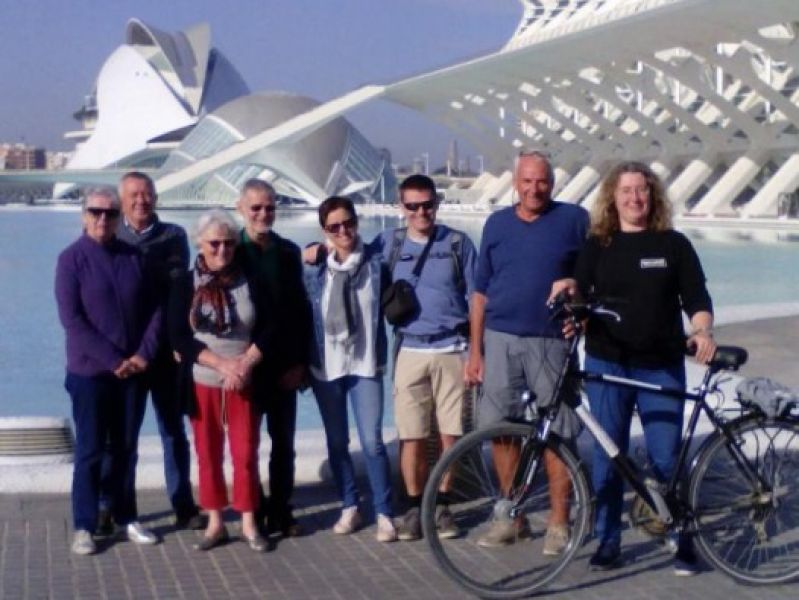 Valencia Fietstour: de Highlights