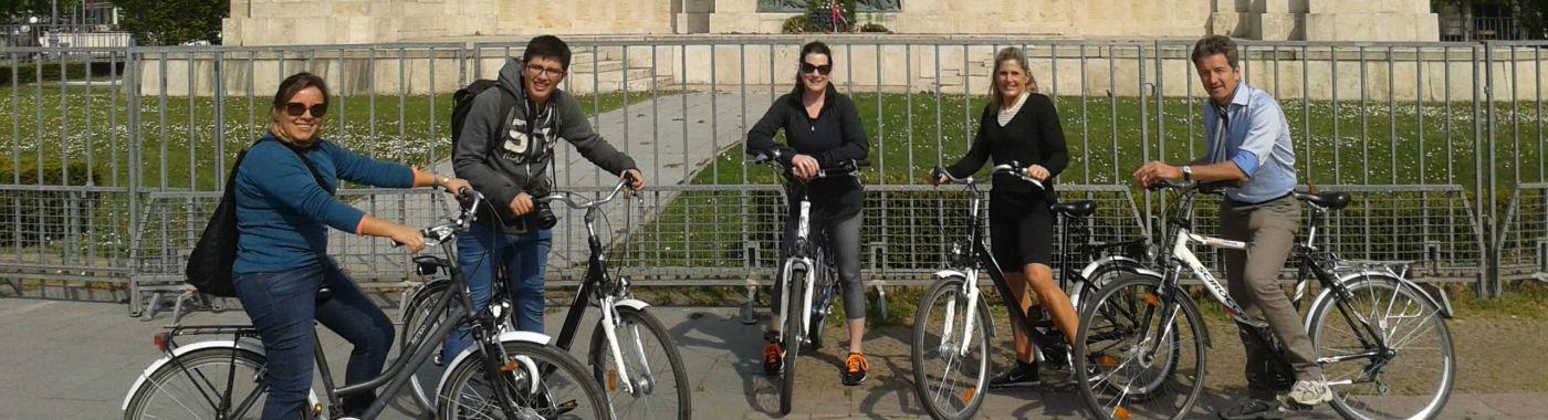 Fahrradtour Budapest