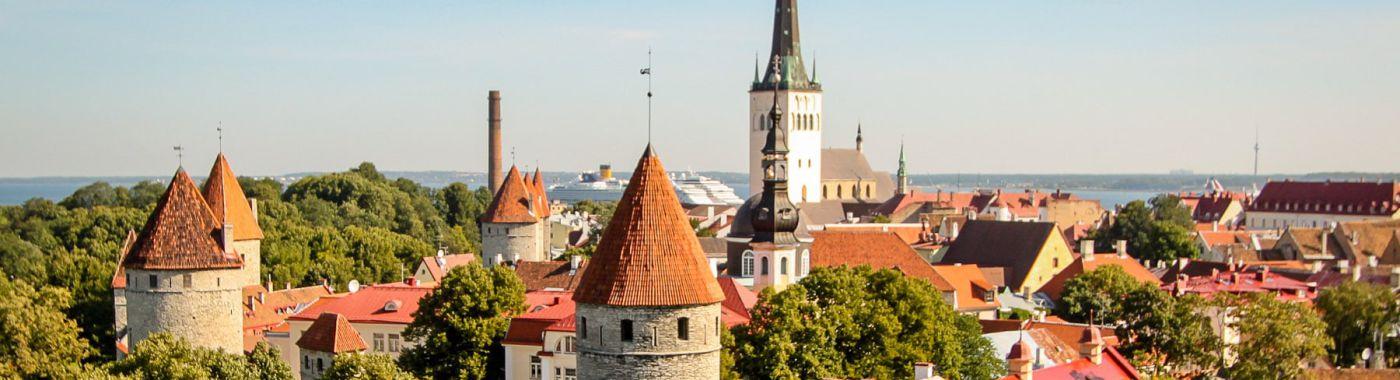 Fietsverhuur Tallinn