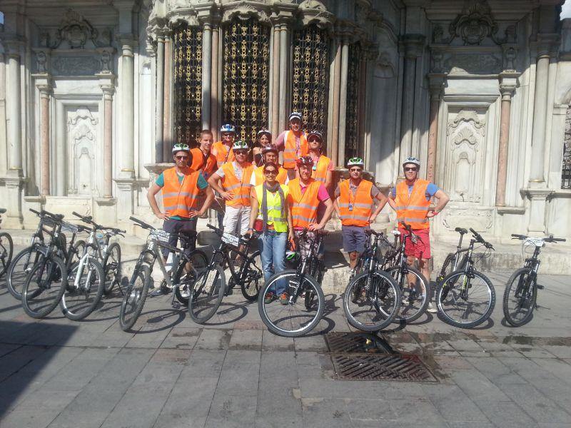 Istanbul Highlights Fahrradtour