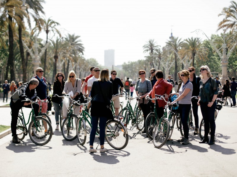 Barcelona Camp Nou Bike Tour