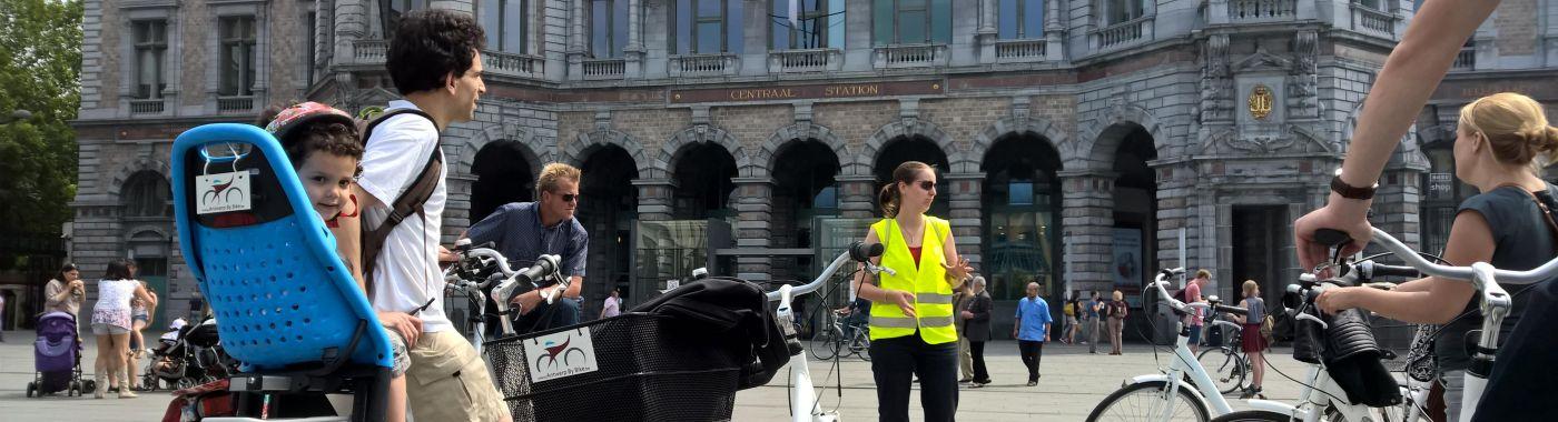 Antwerpen Private Bike Tour