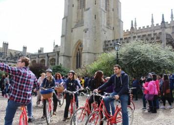 Oxford Fietstour en Fietshuur