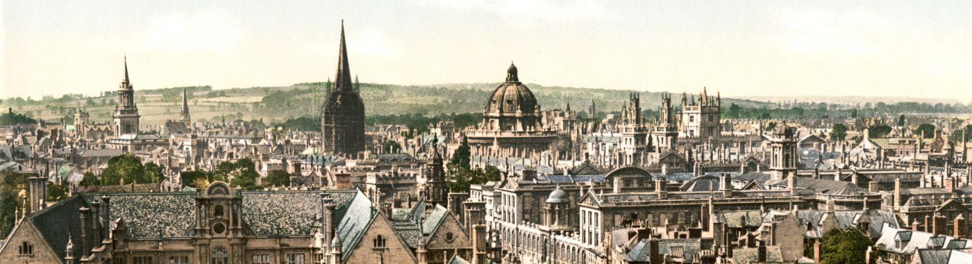 Fietsverhuur in Oxford
