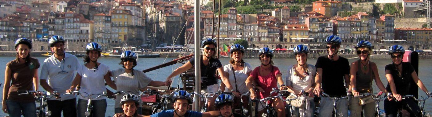 Fahrradverleih Porto