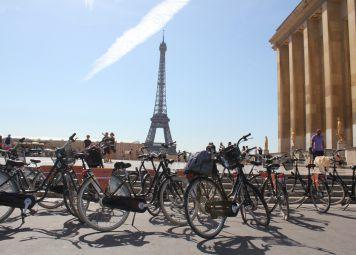 Fietsverhuur Parijs