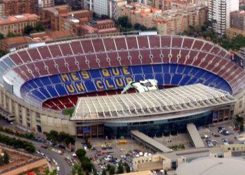 Barcelona Camp Nou-tur