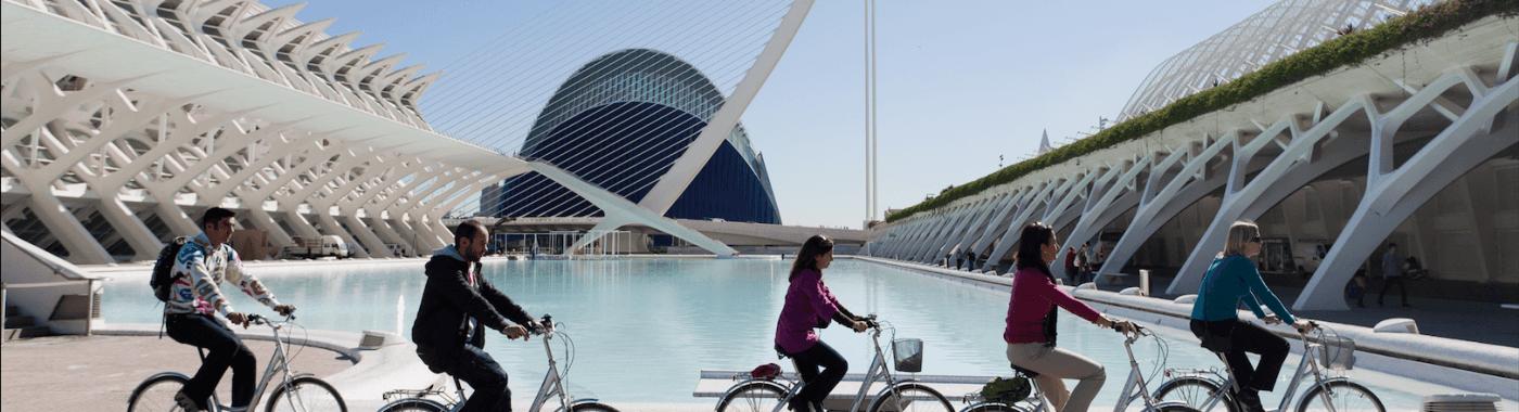 Valencia Ruta en Bici con Tapas