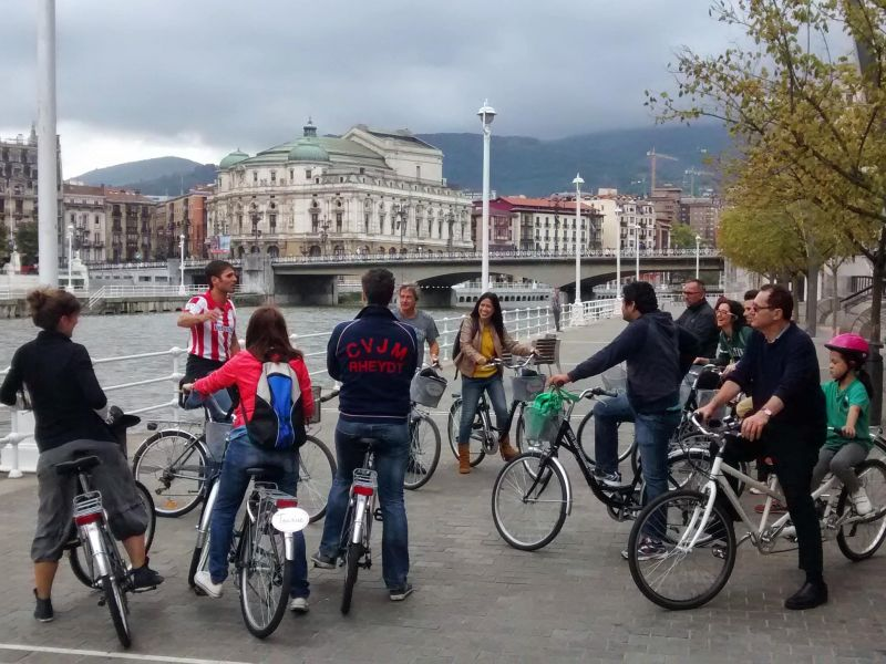 Bilbao Complete Bike Tour
