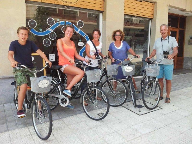 Bilbao Fietstocht: Compleet