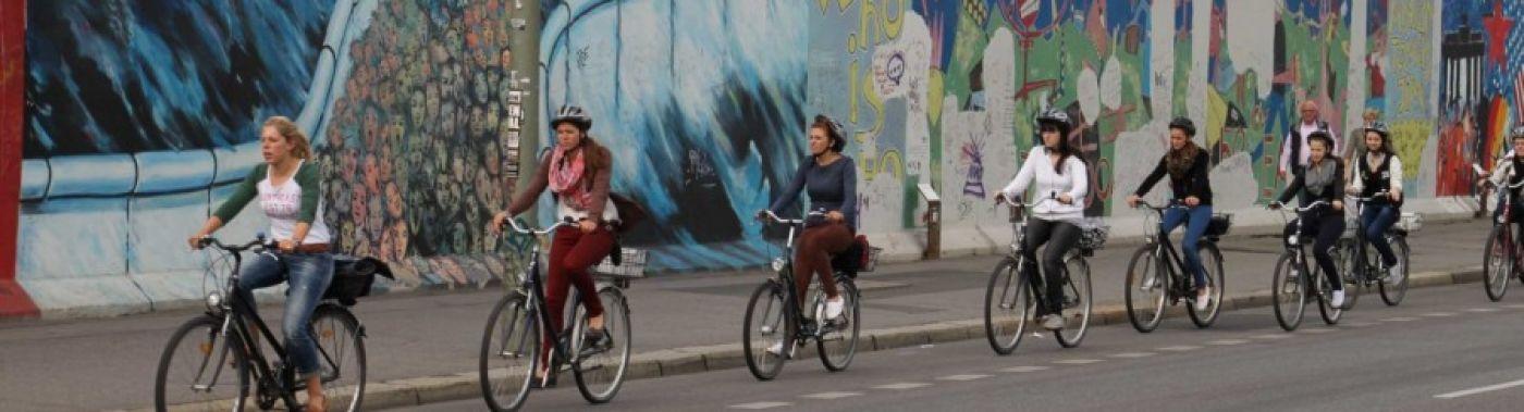 Berlin East West Bike Tour