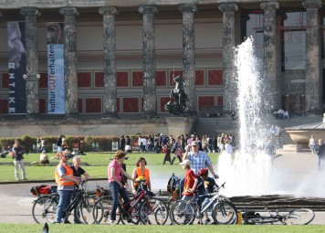 Berlin Student Bike Tour