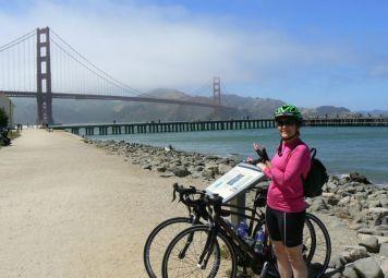 Fietsen huren in San Francisco