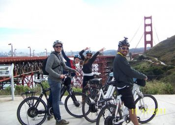 San Francisco Fietstour: Golden Gate