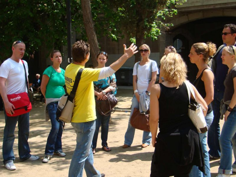 Barcelona City Walking Tour