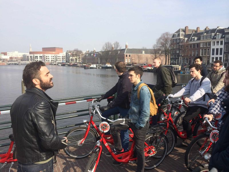 Amsterdam Countryside Bike Tour