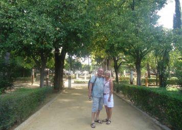 Sevilla Stadswandeling