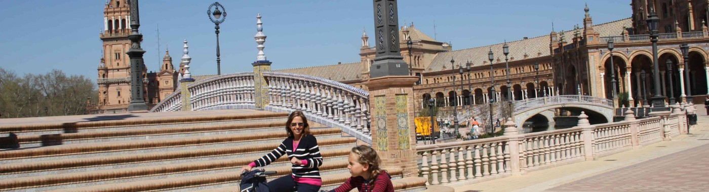 Fietsverhuur Sevilla
