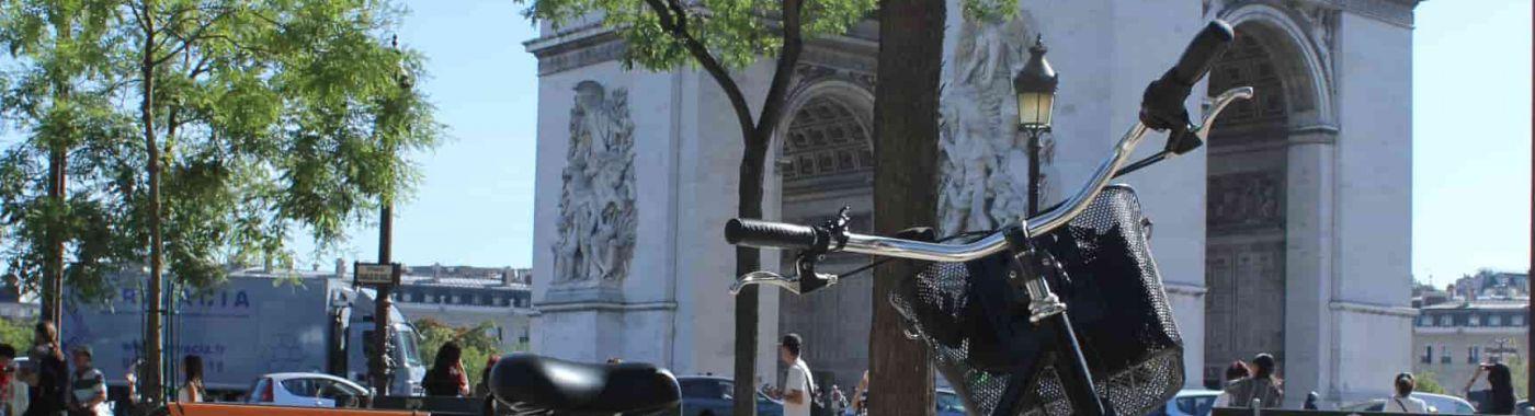 Fahrradverleih Paris