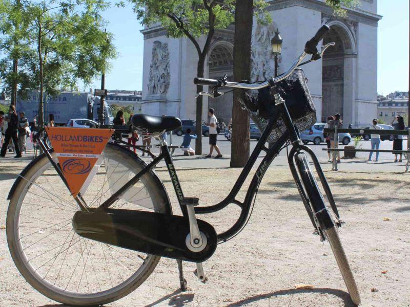 Bike Rental Paris