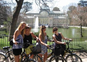 Private Bike Tour Madrid