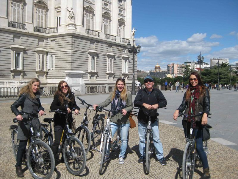 Madrid Tapas Bike Tour