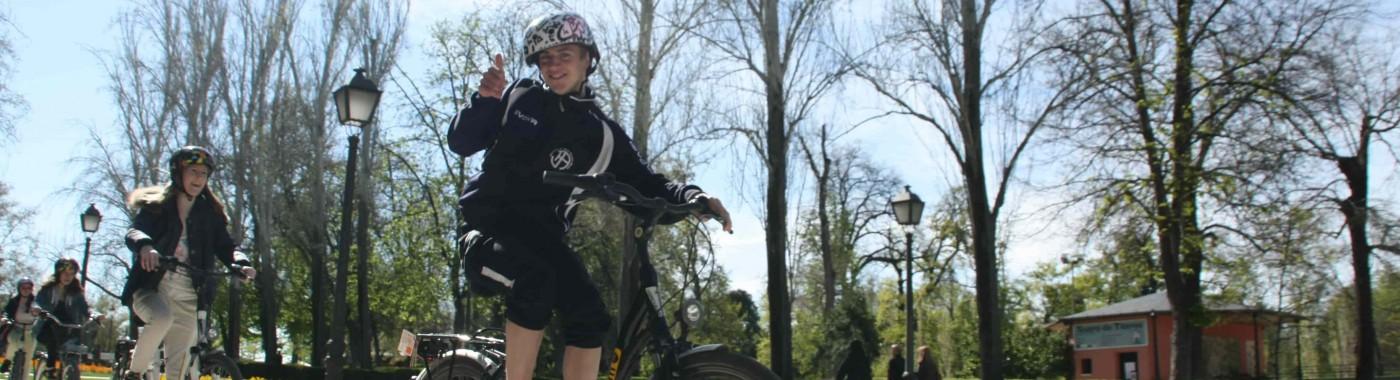 Fahrradverleih Madrid