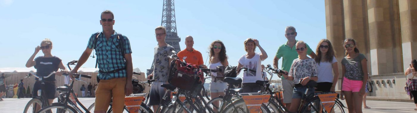 Descubre Paris Ruta en Bici