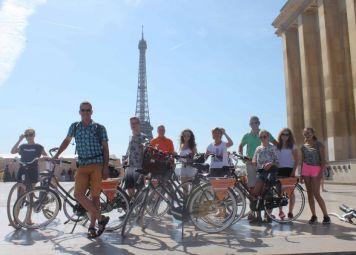 Parijs Fietstour Privégids