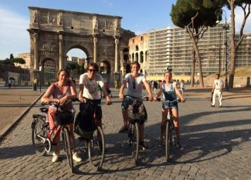 Rome Highlights Bike Tour