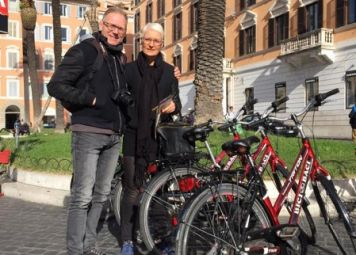 Fietsverhuur in Rome